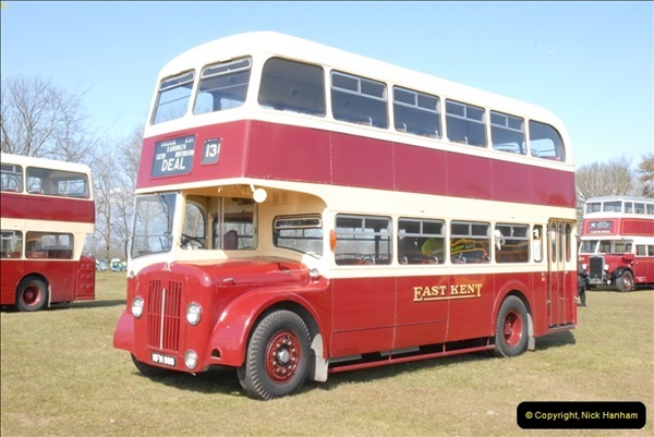 2013-04-06 South East Bus Festival, Maidstone, Kent.   (58)058