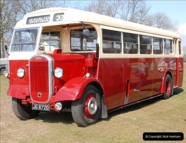 2013-04-06 South East Bus Festival, Maidstone, Kent.   (61)061