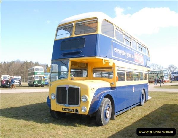 2013-04-06 South East Bus Festival, Maidstone, Kent.   (73)073