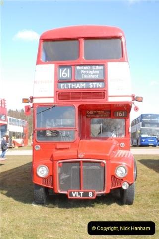 2013-04-06 South East Bus Festival, Maidstone, Kent.   (87)087