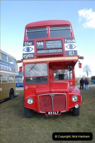 2013-04-06 South East Bus Festival, Maidstone, Kent.   (95)095