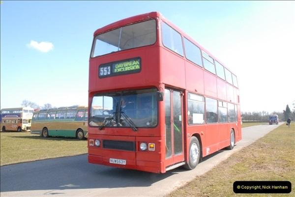 2013-04-06 South East Bus Festival, Maidstone, Kent.   (117)117