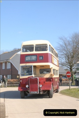 2013-04-06 South East Bus Festival, Maidstone, Kent.   (261)261