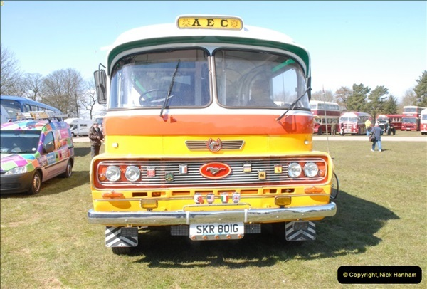 2013-04-06 South East Bus Festival, Maidstone, Kent.   (265)265