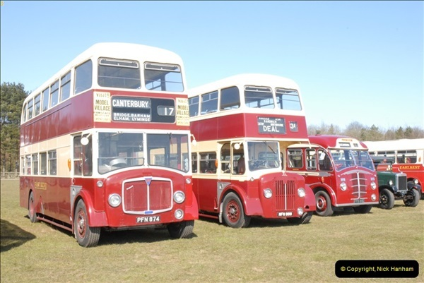 2013-04-06 South East Bus Festival, Maidstone, Kent.   (268)268