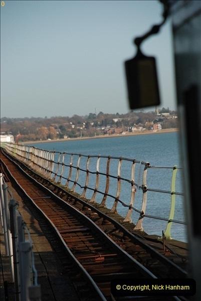 2012-01-27 Hythe, Hampshire. Pier Railway.  (21)21