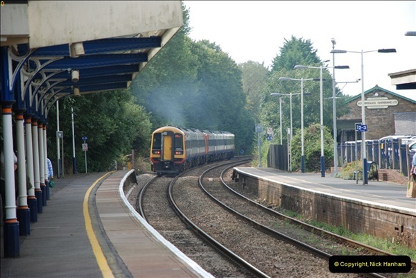 2012-09-06 Sherborne, Dorset.  (18)272