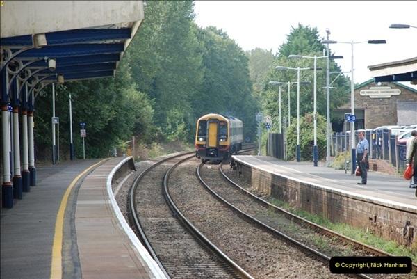 2012-09-06 Sherborne, Dorset.  (19)273