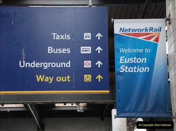 2012-10-07 Euston Station, London.  (4)323