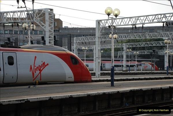 2012-10-07 Euston Station, London.  (6)325