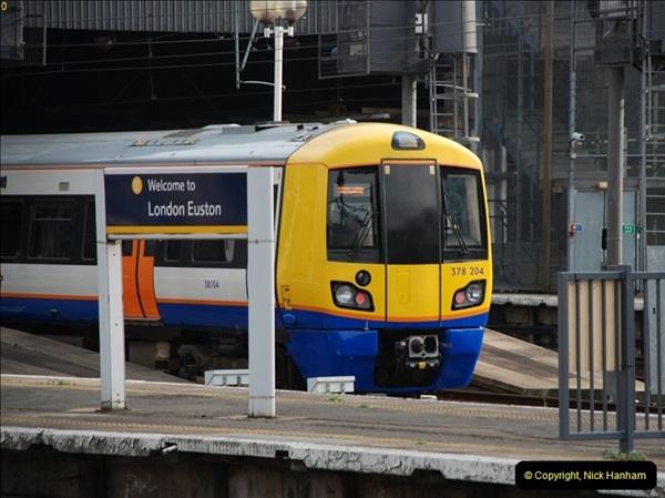 2012-10-07 Euston Station, London.  (15)334