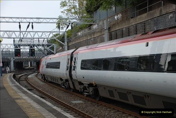 2012-10-07 Euston Station, London.  (19)338