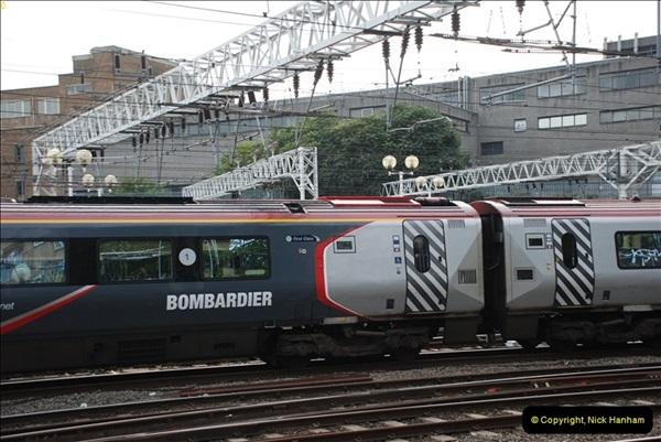 2012-10-07 Euston Station, London.  (37)356