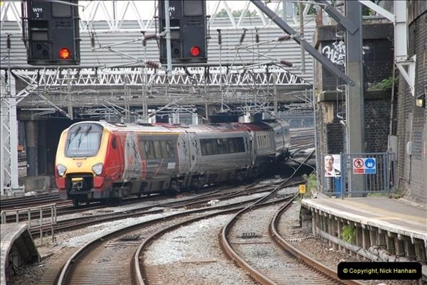 2012-10-07 Euston Station, London.  (39)358