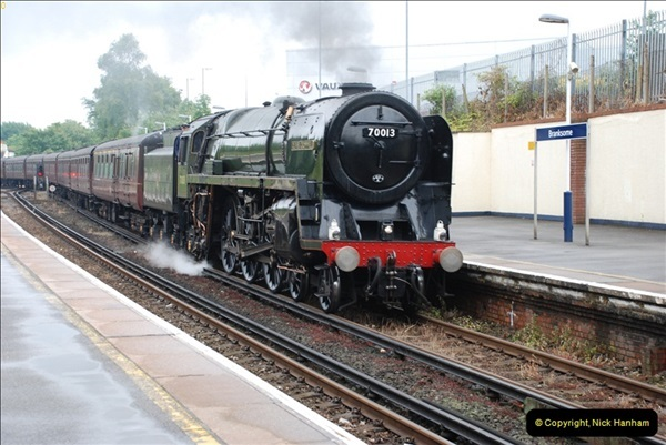 2012-06-21 70013 @ Branksome, Poole, Dorset.  (3)009