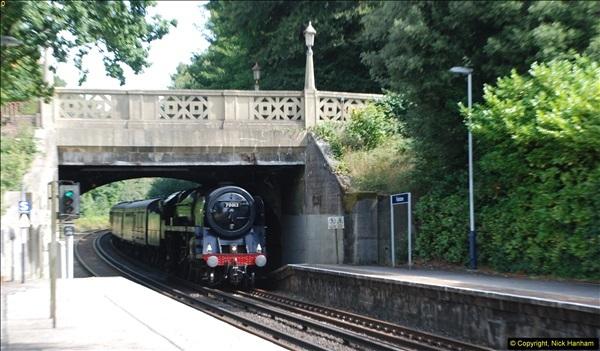 2013-08-21 Oliver Cromwell @ Parkstone, Poole, Dorset.  (3)081