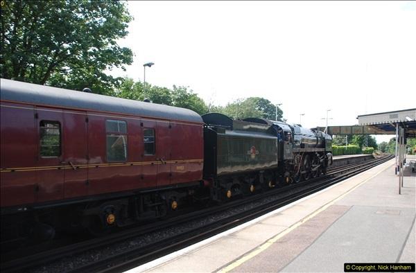 2013-08-21 Oliver Cromwell @ Parkstone, Poole, Dorset.  (10)088
