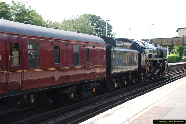 2013-08-21 Oliver Cromwell @ Parkstone, Poole, Dorset.  (11)089