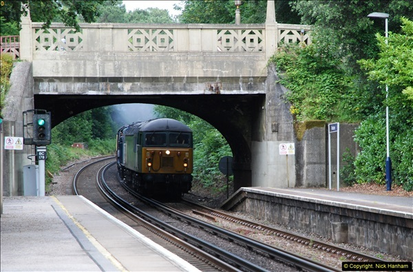 2014-07-07 Tornado passing Parkstone at 1910 on its way to Swanage.  (3)222