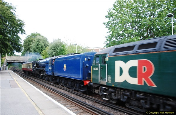 2014-07-07 Tornado passing Parkstone at 1910 on its way to Swanage.  (6)225