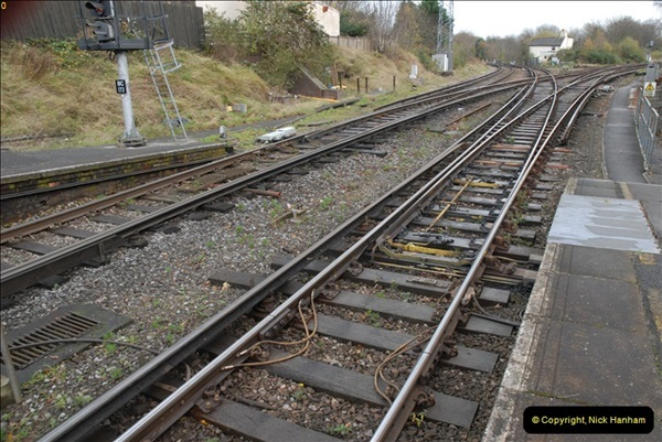 2012-11-22 Branksome Station, Poole, Dorset.  (4)041