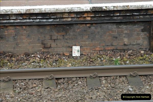 2012-11-22 Branksome Station, Poole, Dorset.  (12)049