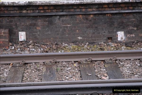 2012-11-22 Branksome Station, Poole, Dorset.  (13)050
