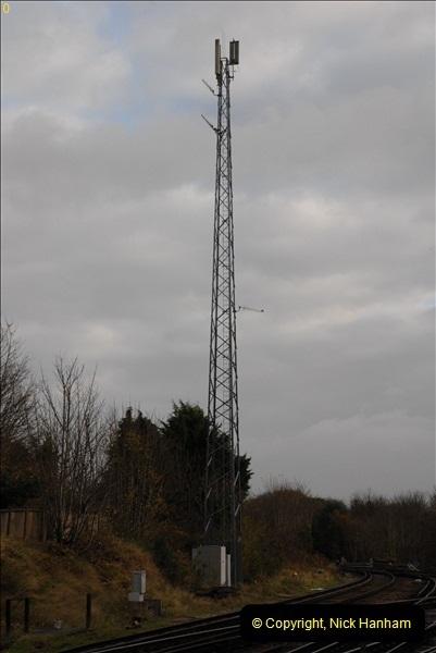 2012-11-22 Branksome Station, Poole, Dorset.  (27)064