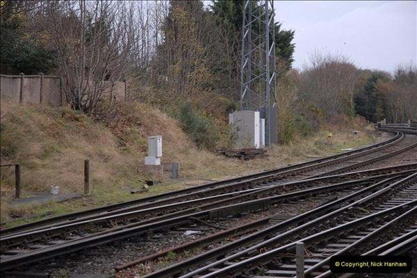 2012-11-22 Branksome Station, Poole, Dorset.  (28)065