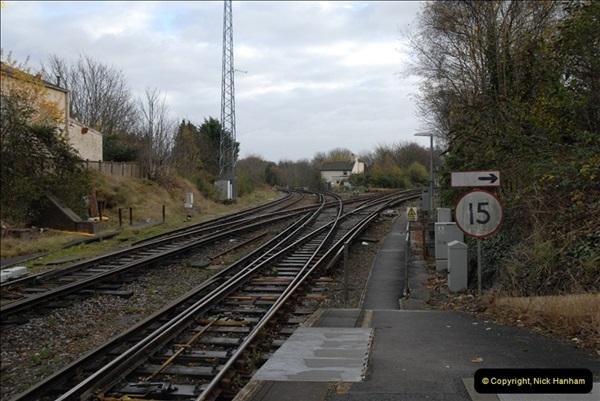 2012-11-22 Branksome Station, Poole, Dorset.  (30)067