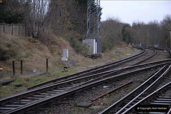 2012-11-22 Branksome Station, Poole, Dorset.  (32)069