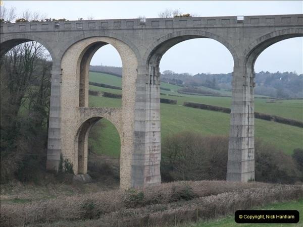 2013-03-01 Cannington Viaduct, Lyme Regis Branch, Dorset.  (4)087