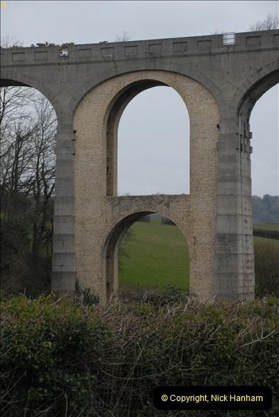 2013-03-01 Cannington Viaduct, Lyme Regis Branch, Dorset.  (5)088