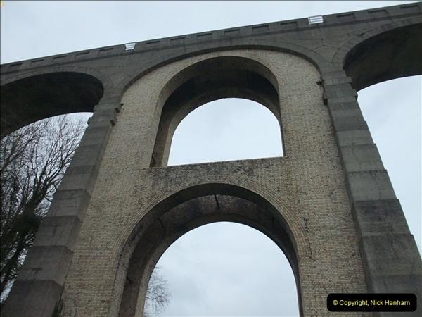 2013-03-01 Cannington Viaduct, Lyme Regis Branch, Dorset.  (7)090