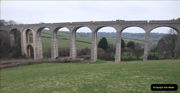 2013-03-01 Cannington Viaduct, Lyme Regis Branch, Dorset.  (9)092