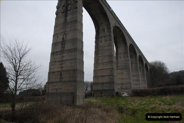 2013-03-01 Cannington Viaduct, Lyme Regis Branch, Dorset.  (17)100