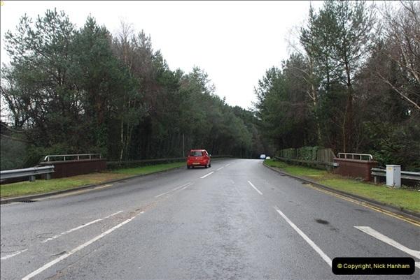 2013-03-16 Railway past at Broadstone, Dorset.  (1)103