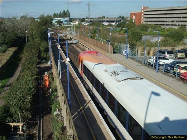 2013-10-15 Poole Station, Poole, Dorset.  (1)165