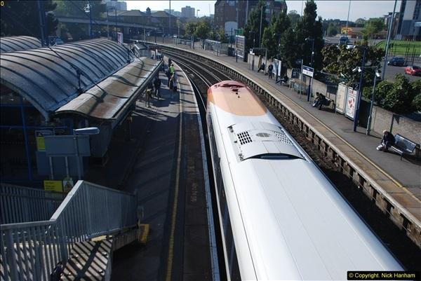 2013-10-15 Poole Station, Poole, Dorset.  (3)167