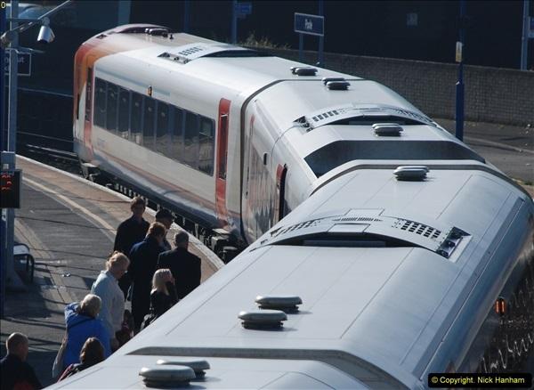 2013-10-15 Poole Station, Poole, Dorset.  (5)169