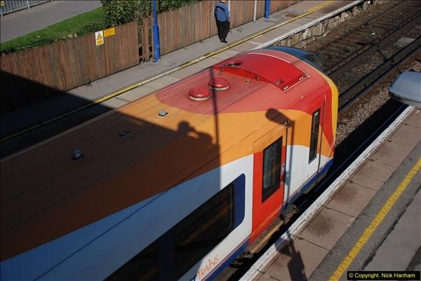 2013-10-15 Poole Station, Poole, Dorset.  (6)170