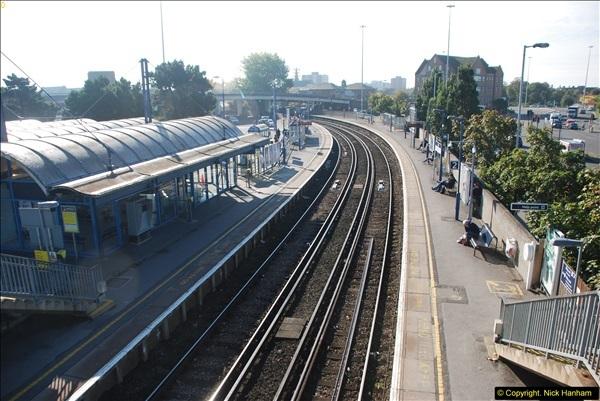 2013-10-15 Poole Station, Poole, Dorset.  (7)171