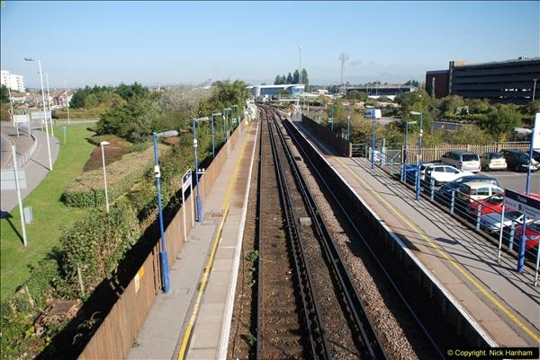 2013-10-15 Poole Station, Poole, Dorset.  (8)172