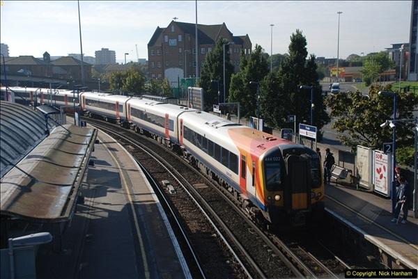 2013-10-15 Poole Station, Poole, Dorset.  (9)173