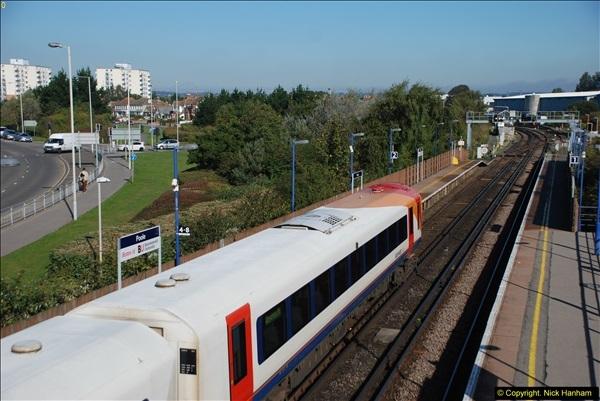 2013-10-15 Poole Station, Poole, Dorset.  (10)174
