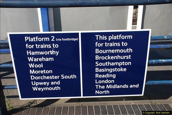 2013-10-15 Poole Station, Poole, Dorset.  (12)176