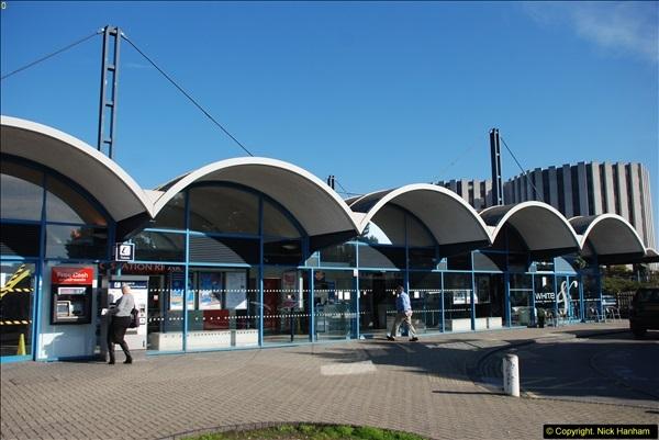 2013-10-15 Poole Station, Poole, Dorset.  (13)177