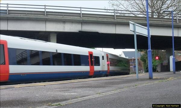 2014-05-20 Poole Station, Poole, Dorset.  (1)226
