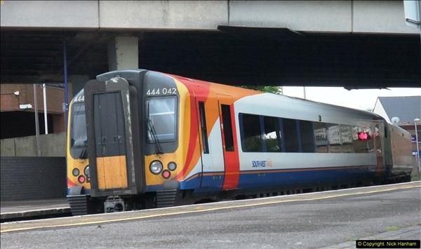 2014-05-20 Poole Station, Poole, Dorset.  (2)227