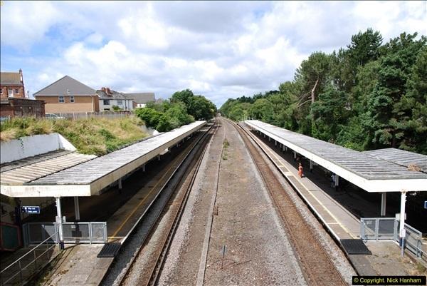 2014-07-05 Pokesdown Station, Bournemouth, Dorset.  (3)242